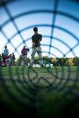 Golf club — Stok fotoğraf