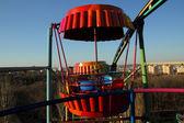 Ferris Wheel — 图库照片