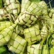 Ketupat Pouches — Stock Photo