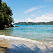 Manuel Antonio Beach — Stock Photo