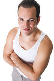 Healthy Young Man — Stock Photo
