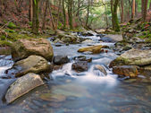 Flowing River — Stock Photo