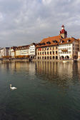 View Over Luzern — Stock Photo