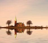 Chiesa svedese — Foto Stock