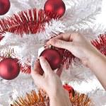 Christmas Ornaments — Stock Photo #34891097