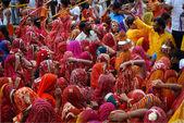 индийские женщины — Стоковое фото