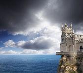 Le château de nid d'hirondelle — Photo