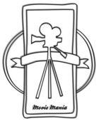 Icono del cine sketch — Vector de stock