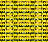 Schottenkaro Stoff-Muster — Stockvektor