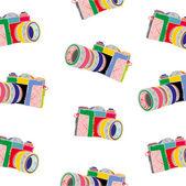 照片相机模式 — 图库矢量图片