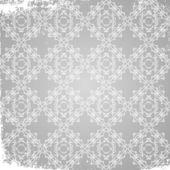 Grey beam pattern — Stock Vector