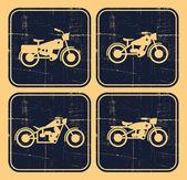 Motor pictogram — Stockvector