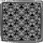Native pattern set — Stock Vector