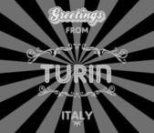 Turin — Stock Vector