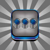 старинная камера — Cтоковый вектор