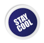 Stay cool — Stock Vector