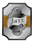 Jazz — Stockvektor