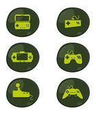 Game icon — Stock Vector