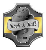Rock-n-roll — Stock Vector