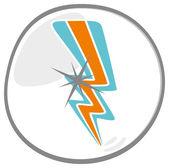 Game button template — Stock Vector