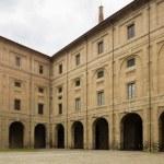 Pilotta Palace, Parma, Italy — Stock Photo