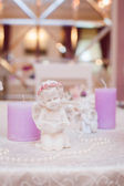 Wedding decor — Photo
