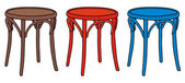 Chair — Stock Vector