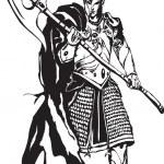 Постер, плакат: Warrior