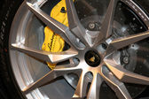Lamborghini Wheels — Stock Photo