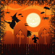 Halloween — Stock Vector #34166645