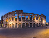Colosseum By Night — Stock Photo
