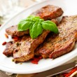 Roasted Steak — Stock Photo #32884985