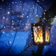 Stock Photo: Christmas Lantern
