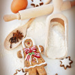 Gingerbread — Stock Photo