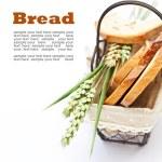 Bread — Stock Photo #33054801