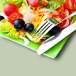 Stock Photo: Salad