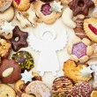 Christmas Cookies — Stock fotografie #33226887