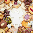 Christmas Cookies — Stockfoto #33226887