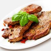 Kızarmış biftek — Stok fotoğraf