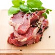 Raw Meat — Stock fotografie #33365043