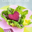 Salad with Beetroot — Stock Photo #33651223