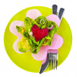Salad with Beetroot — Stock Photo #33651283