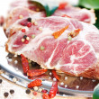 Stock Photo: Raw Meat