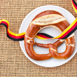 Pretzel — Stock Photo #34043791