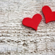 Two Hearts — Stock Photo #34044141