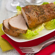 Pork Tenderloin — Stock Photo