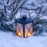 Christmas Lantern — Stock Photo #34220313