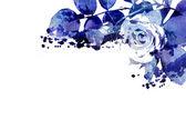 Roses Seamless Pattern — Fotografia Stock