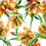 Tulips Seamless Pattern — Stock Photo #38486395
