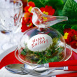 Easter Place Setting — Stock Photo #41222437